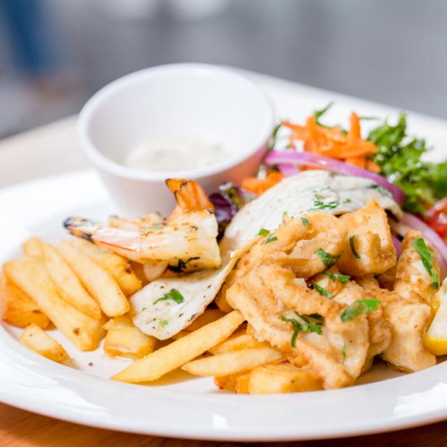 Seafood - The Boatdeck